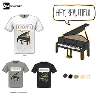 Musically Inspired Design :: Hey. by cyanidelions