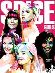 Spice-Girls by dhe-art