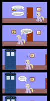 MLP Comic: What's Bigger on The Inside? by animegx43
