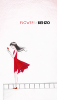 .:Flower By Kenzo:. by juliahiddles
