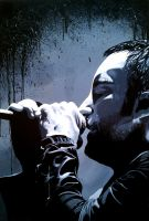 Trent Reznor by Beauchal