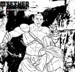 Tether Issue 2 pg 12 pnl 4 promo by IsleSquaredComics