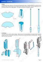 Gundam/mecha cosplay costume tutorial - Lesson 9-2 by Clivelee