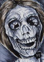 Psycho: Norma Bates by Christopher-Manuel