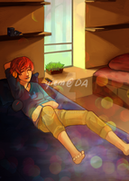 [Miyagawa] Lazy afternoons by yiem
