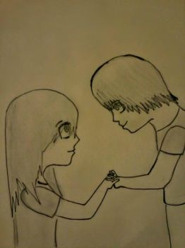 Me and Him by Love4Music12