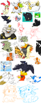 iScribble shit dump+junryoulol by WolfLUVA