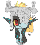 Midna angry by Ethtarra