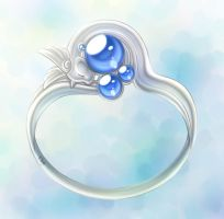 Dragonair ring by Trinamon