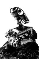 Wall-E by ManoelaWings