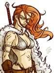 Red Sonja by grantgoboom