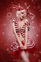 Candy cane christmas by MoritzMaibaum
