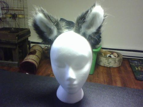 Canine Ears- Semi-Realistic by scars-cry-blood