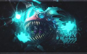[Signature] Moster of the Abyss by Syciix