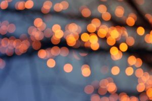 Bokeh by sweetannchocolate