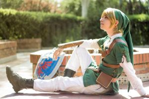 Link Cosplay by Cambiosdark