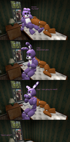 Request : Bonnie got pregnant - Part 2 (Final) by DoctorMelon