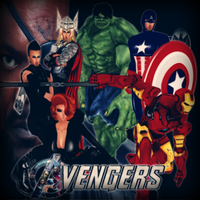 The Avengers IMVU by TwistedElagence