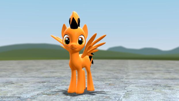 Prosonic Pony (Req) by Legoguy9875