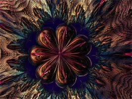 a flower for the gods [less crappy resolution] by spinoza1996