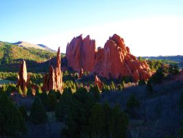 Garden Of The Gods 2 by izzy-the-hedgehog