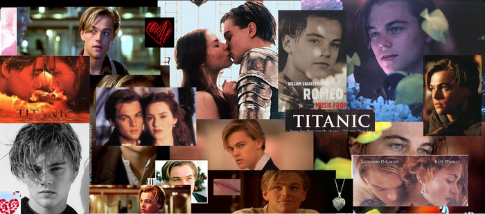 Leonardo DiCaprio collage by mbcreate98