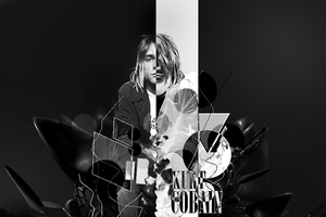 Kurt Cobain by NewX4
