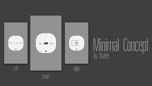 Minimal Concept by Zkate15