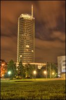 RWE Tower Essen by Grippo