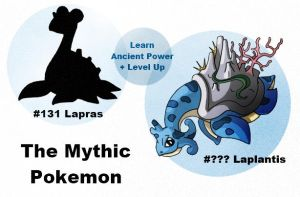 The Mythic Pokemon: Laplantis by rohanfulton