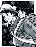 Grave of the Fireflies by LucLeon