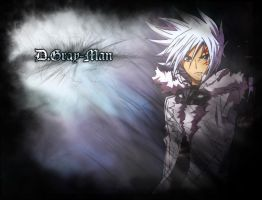 D Gray-Man Desktop by Okomakiako