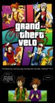 Pokemon - Grand Theft Velo by chensterrain