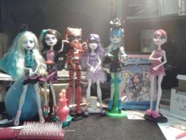 New dolls by AlexusArt-is-back