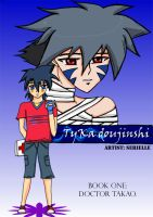 TyKa doujinshi book one cover by Serielle