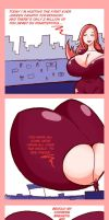 VsJaneen (Giga Breasts Expansion): Part One by gigaoppai