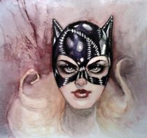 Catwoman by VictraART