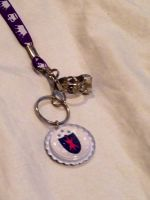 Shining Armor Lanyard + Ciel Phantomhive ring by InuyashaRules6596
