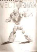 Vectorman by Rudyard-Whitewing
