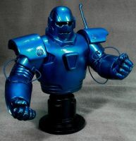 IRON MONGER PRODUCTION PIECE by ASM-studio