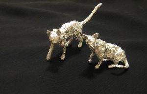 Lunch Foil - Cats by SilverTwilight05