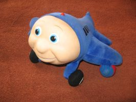 JayJay the Jet Plane Plush by Gamekirby