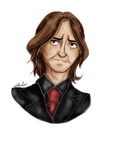 Mr. Gold by WillowingTrees
