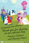 a thank you to everypony who attended by MiAmoreCadence