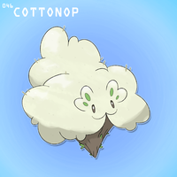 046: Cottonop by SteveO126