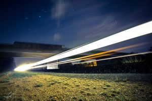 Light Rail by LukePotts