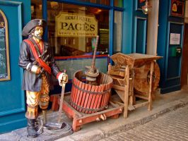 Pirate at Clermont Ferrand by ScraNo