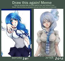 Before And After Meme by BleleimoN