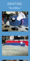 Dratini Plush by Cappies