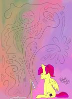 DoodleBeauty by The-Mad-March-Hare